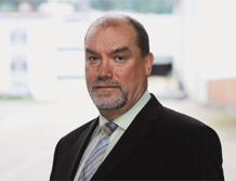 Geschäftsführer Joachim Hahne